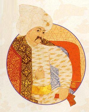 """Sultan Selim I """"the Grim"""". Ottoman m..."""