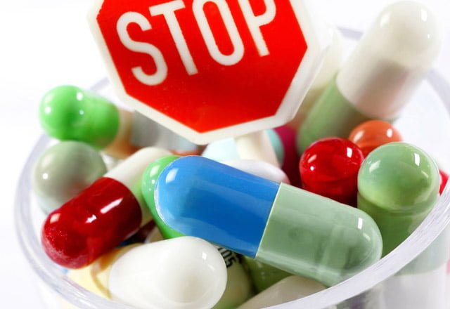 Yanlış kulanımda antibiyotik zararları 1