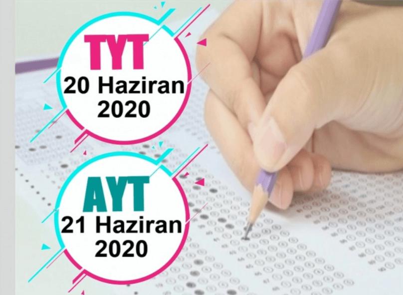 2020 YKS ne zaman yapılacak? 2020 YKS başvuru tarihileri açıklandı.