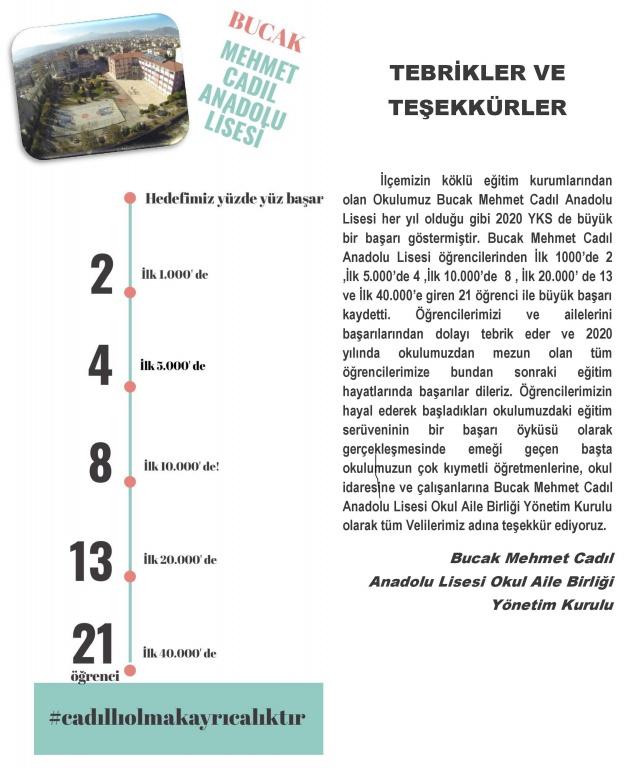 Mehmet Cadıl Anadolu Lisesi