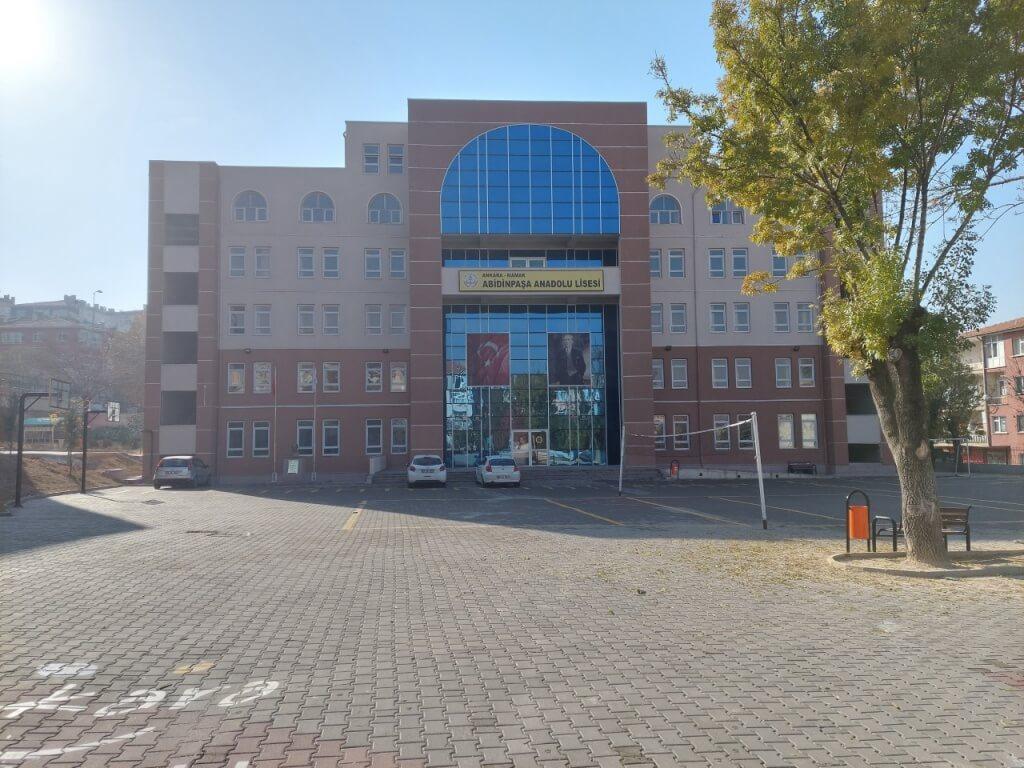 Abidinpaşa Anadolu Lisesi