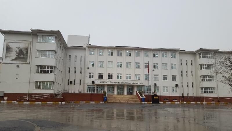 Esenyurt Fatih Sultan Mehmet Çok Programlı Anadolu Lisesi