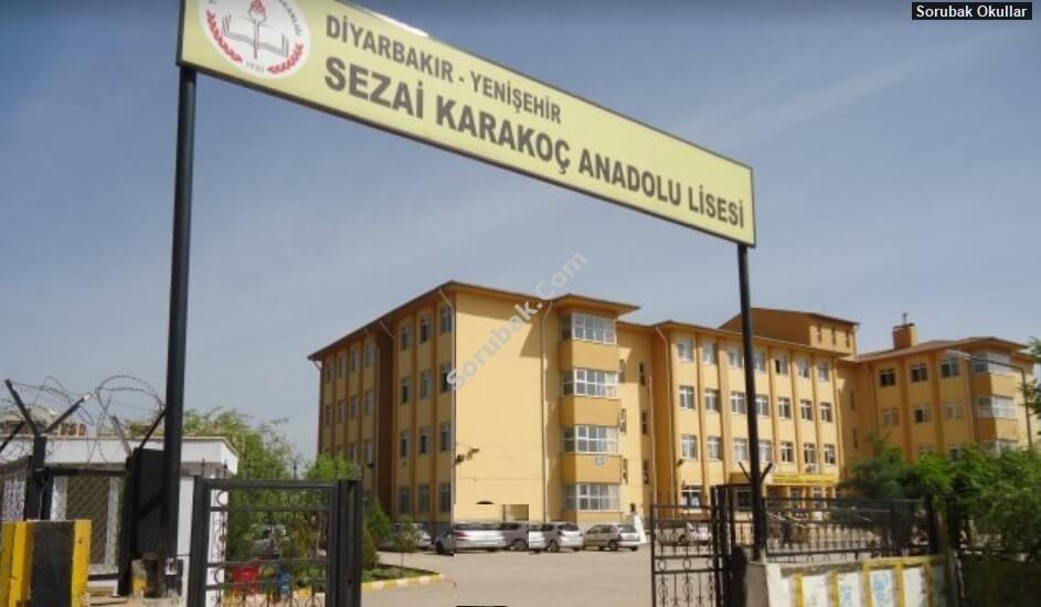 Sezai Karakoç Anadolu Lisesi