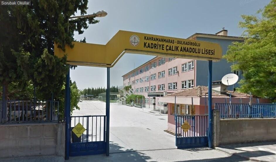 Kadriye Çalık Anadolu Lisesi