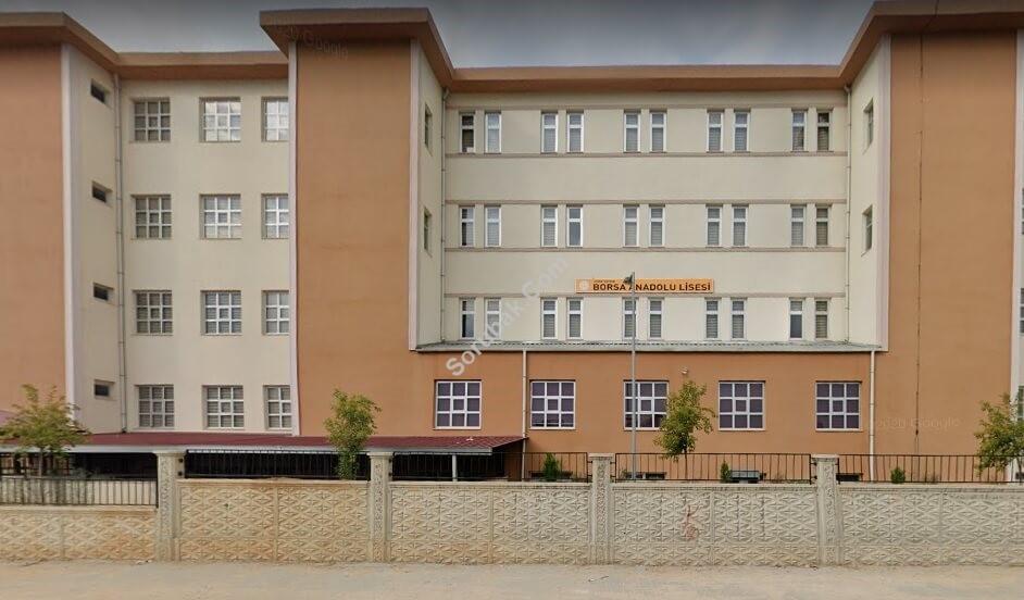 Borsa Anadolu Lisesi