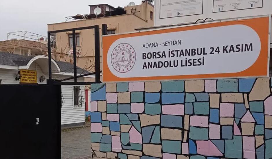 İMKB 24 Kasım Anadolu Lisesi