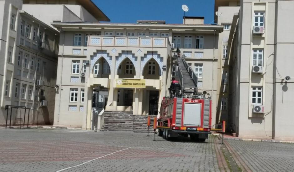 İMKB Ceyhan Anadolu Lisesi