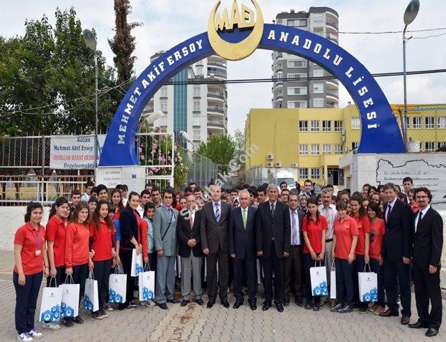 Mehmet Akif Ersoy Anadolu Lisesi