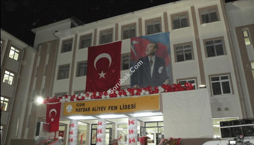 Haydar Aliyev Fen Lisesi