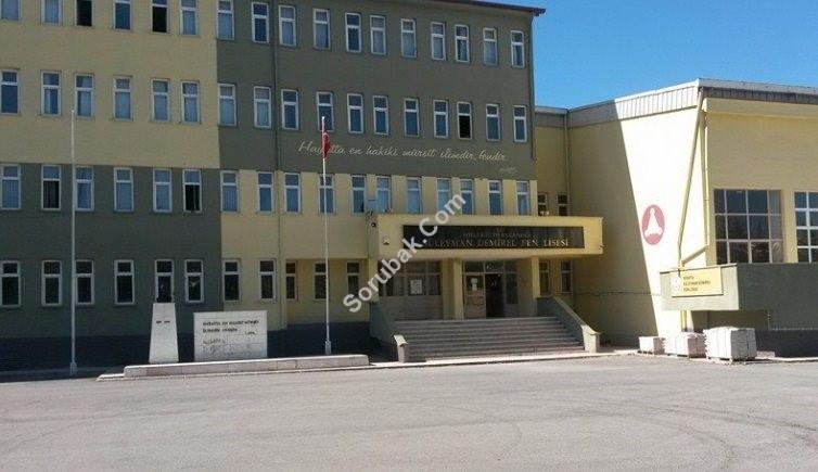 Isparta Süleyman Demirel Fen