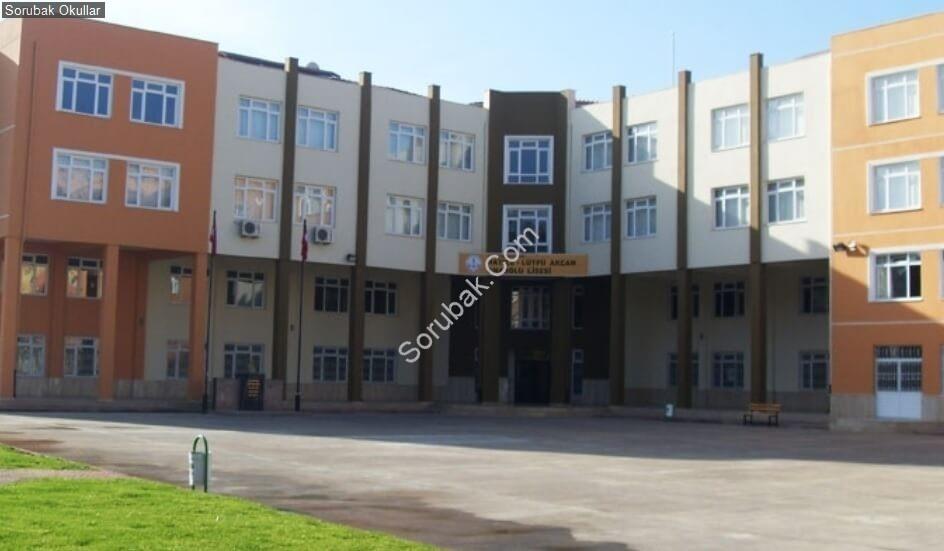Hatice-Lütfü Akcan Anadolu Lisesi