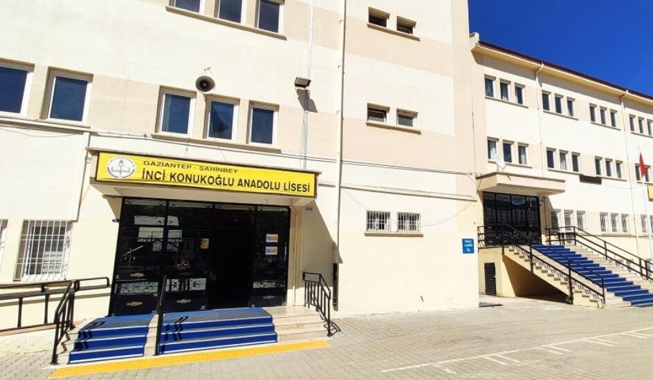 İnci Konukoğlu Anadolu Lises