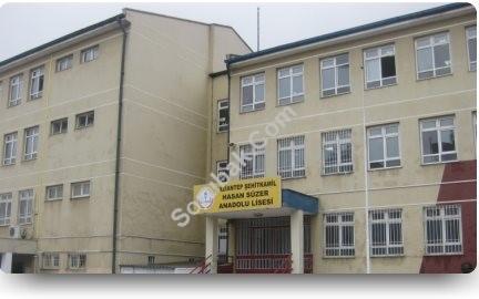 Hasan Süzer Anadolu Lisesi