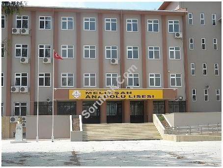 Melikşah Anadolu Lisesi