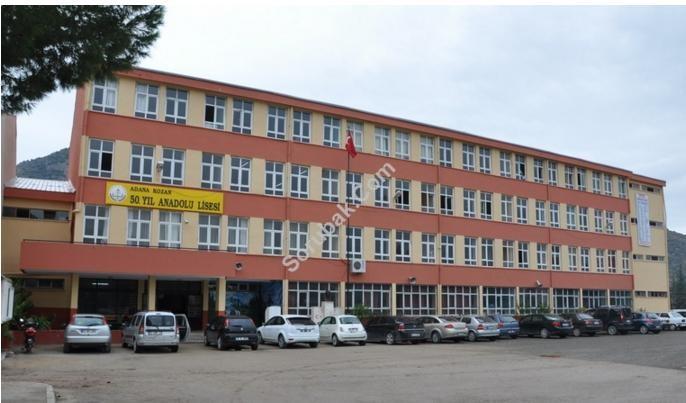 50. Yıl Anadolu Lisesi