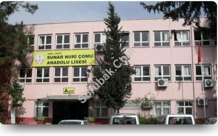 Sunar Nuri Çomu Anadolu Lisesi