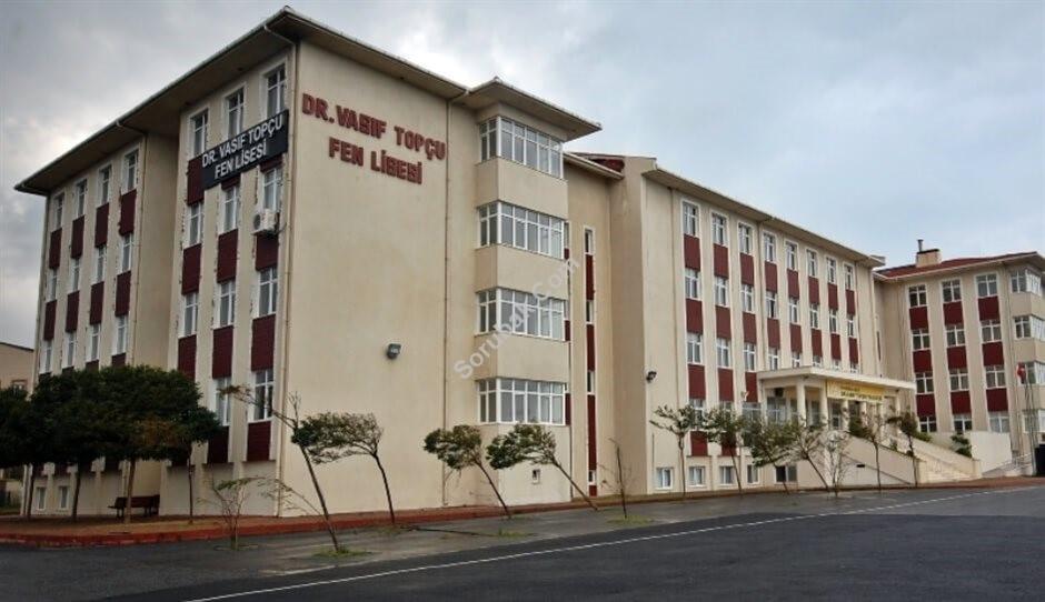 Dr.vasıf Topçu Fen Lisesi