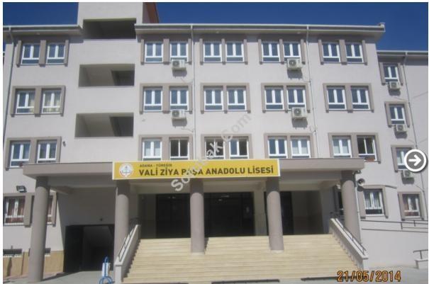 Vali Ziyapaşa Anadolu Lisesi