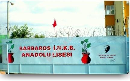 Barbaros İMKB Anadolu Lisesi