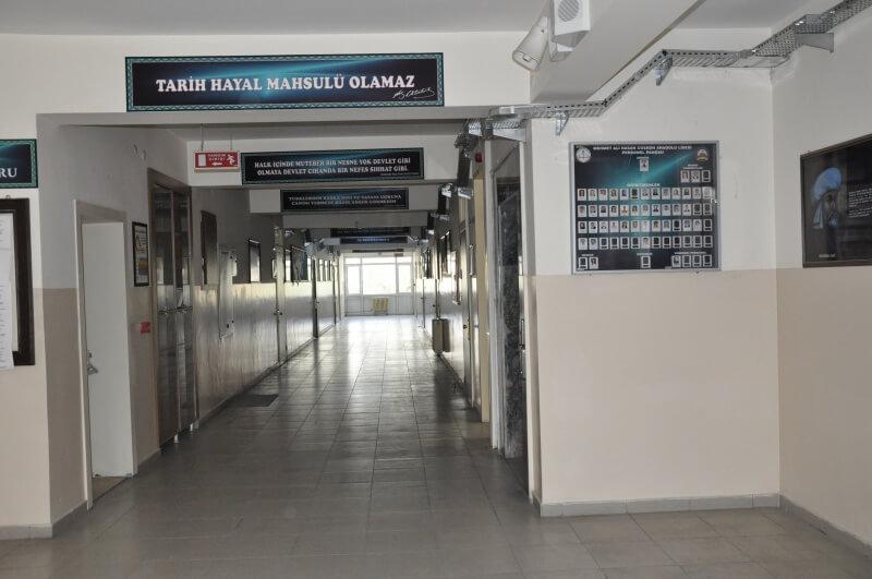 Altındağ M. Ali Hasan Çoşkun Anadolu Lisesi
