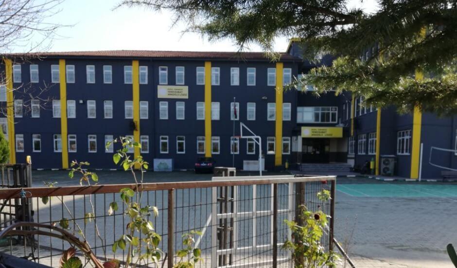 Yeniceabat Anadolu Lisesi