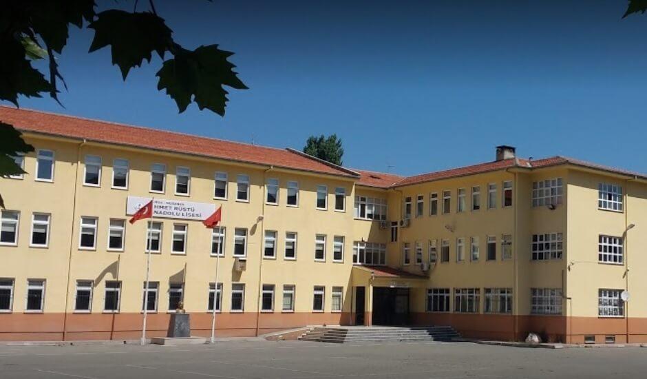 Ahmet Rüştü Anadolu Lisesi