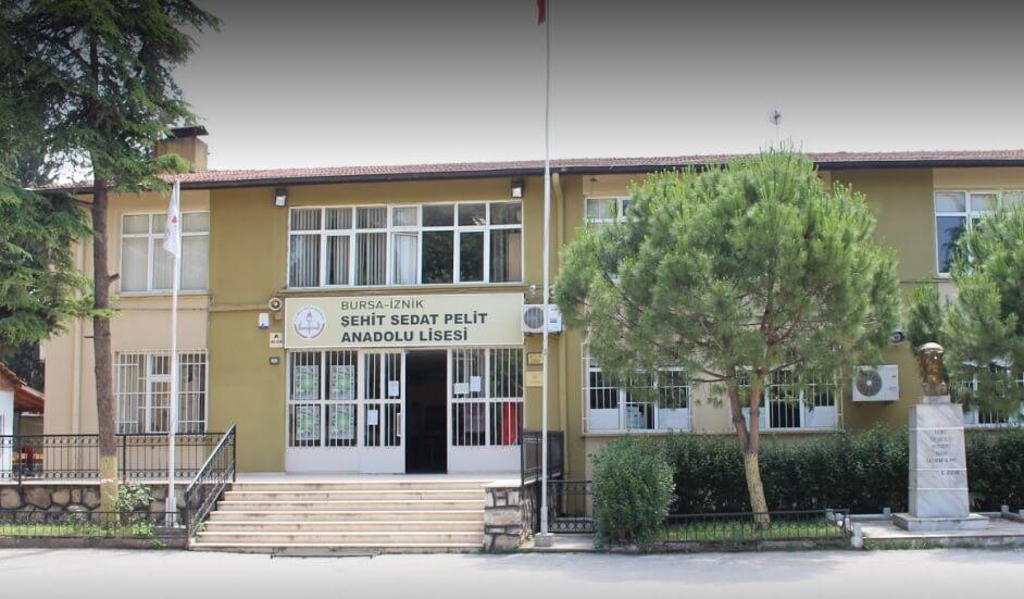 Şehit Sedat Pelit Anadolu Lisesi