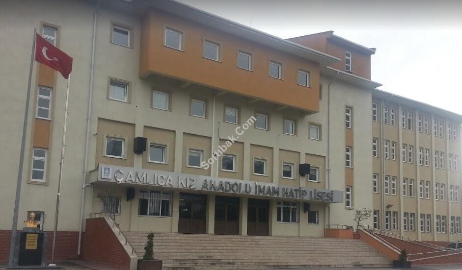 Çamlıca Kız Anadolu İmam Hatip Lisesi