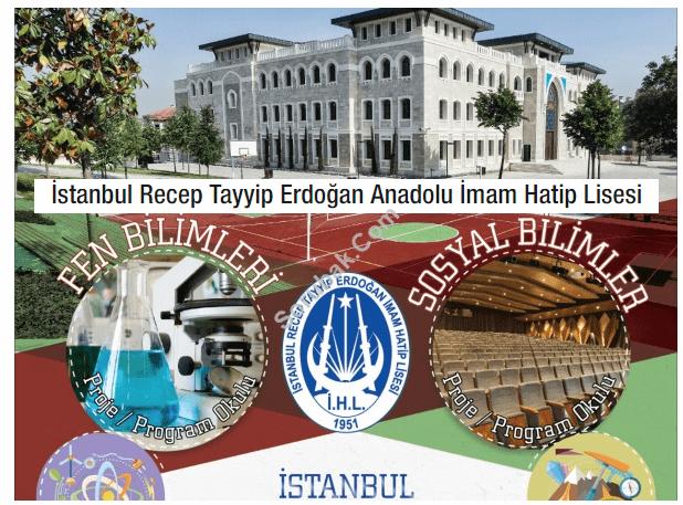 İstanbul Recep Tayyip Erdoğan Anadolu İmam Hatip Lisesi