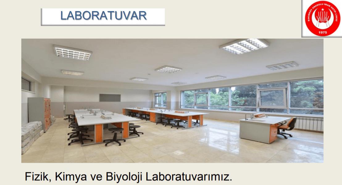 Bakırköy Anadolu İmam Hatip Lisesi