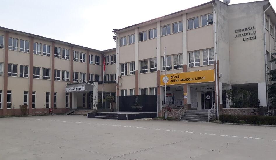 Düzce Arsal Anadolu Lises