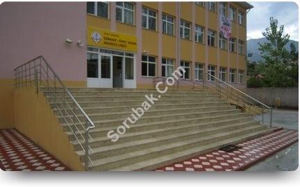 Sebahat-İsmet Erdem Anadolu Lisesi
