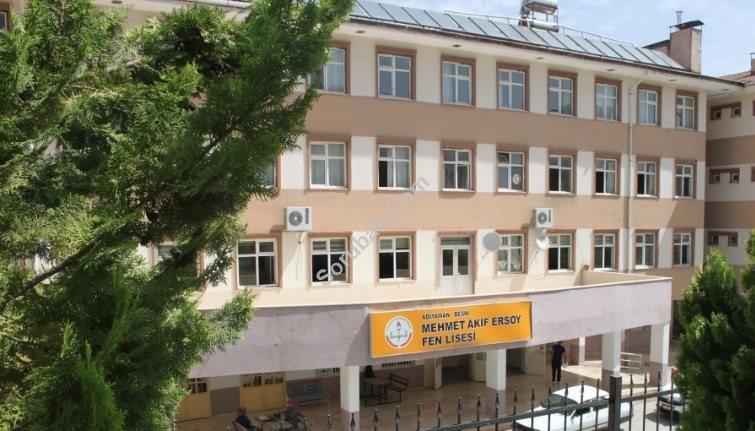 Besni Mehmet Akif Ersoy Fen