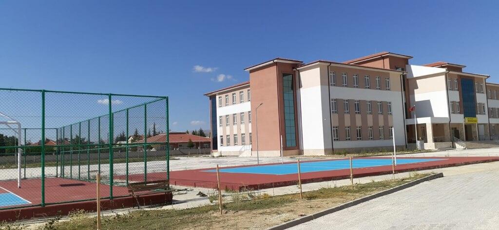 Şarkikaraağaç Fen Lisesi