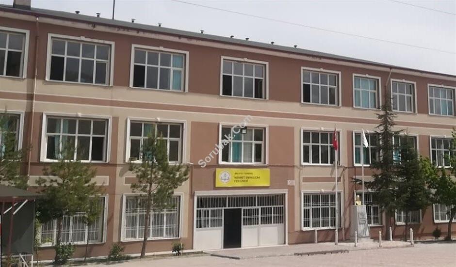 Mehmet Emin Ilıcak Fen Lisesi