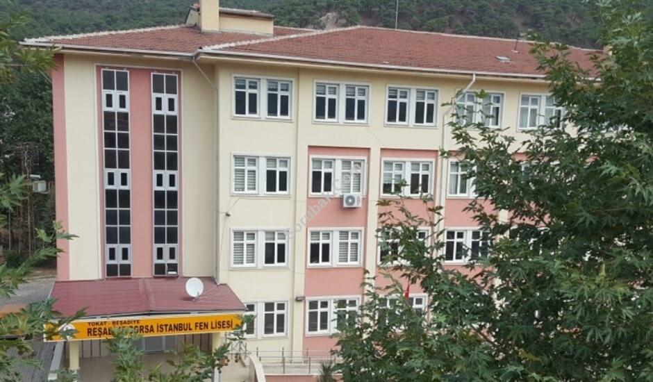 Reşadiye Borsa İstanbul Fen Lisesi