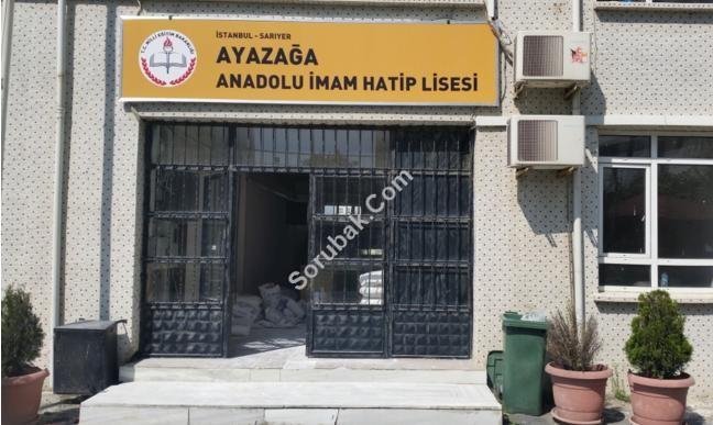 Ayazağa Anadolu İmam Hatip Lisesi İstanbul/Sarıyer