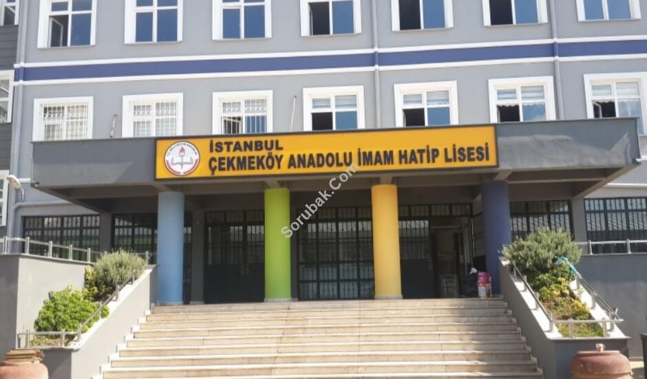 Çekmeköy Anadolu İmam Hatip