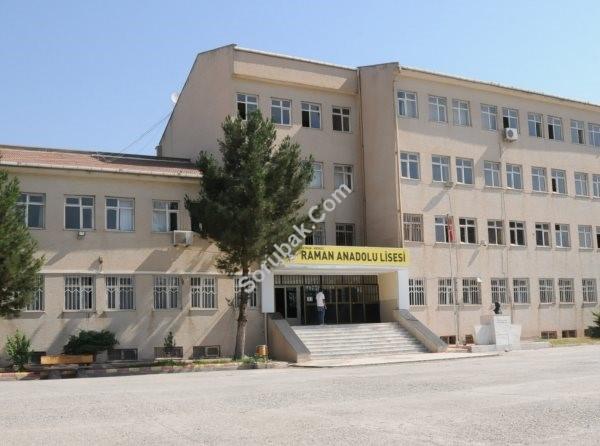 Raman Anadolu Lisesi