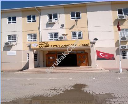 80. Yıl Cumhuriyet Anadolu Lisesi