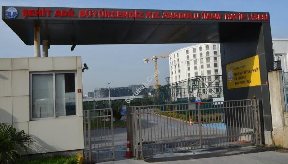 Şehit Adil Büyükcengiz Anadolu İmam Hatip Lisesi
