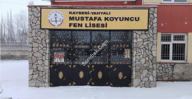 Mustafa Koyuncu Fen Lisesi