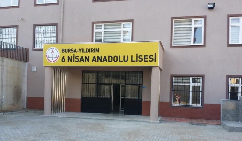 6 Nisan Anadolu Lisesi