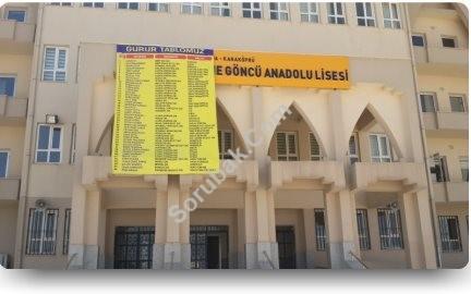 Emine Göncü Anadolu Lisesi