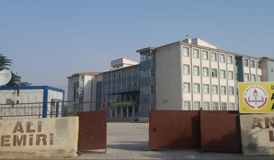 Ali Emiri Anadolu Lisesi Diyarbakır/Kayapınar