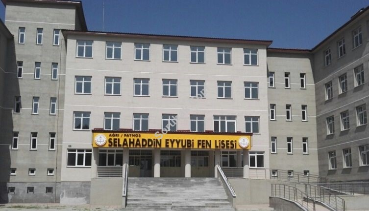 Patnos Selahaddin Eyyubi Fen Lisesi resmi