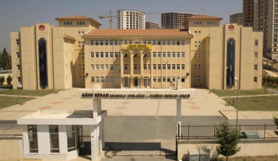 Asım Kibar Mesleki ve Teknik Anadolu Lisesi