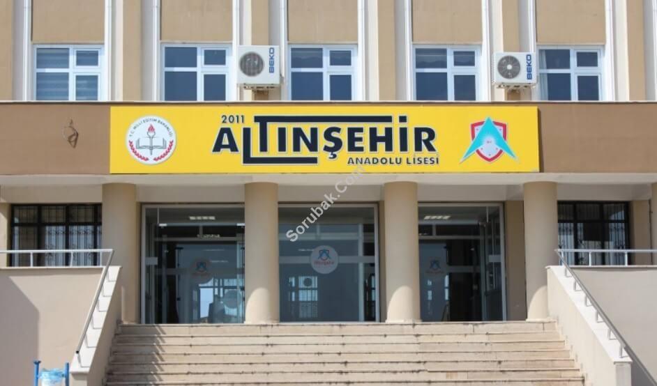 Altınşehir Anadolu Lisesi