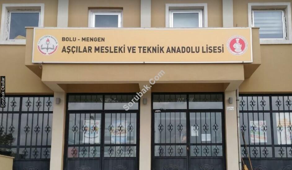 Aşcılar Mesleki ve Teknik Anadolu Lisesi Bolu/Mengen