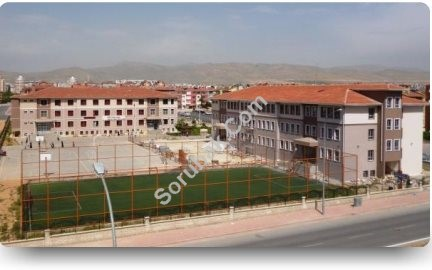 Ayşe - Kemal İnanç Kız Anadolu İmam Hatip Lisesi